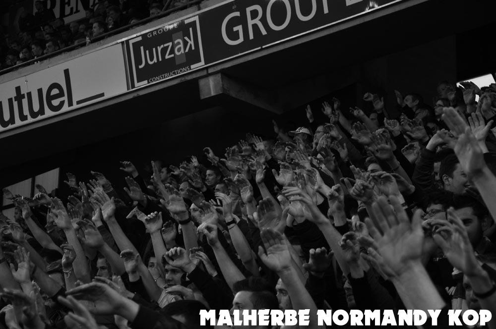 [28e journée de L2] SM Caen 1-1 Nîmes Olympique - Page 18 Nimes08