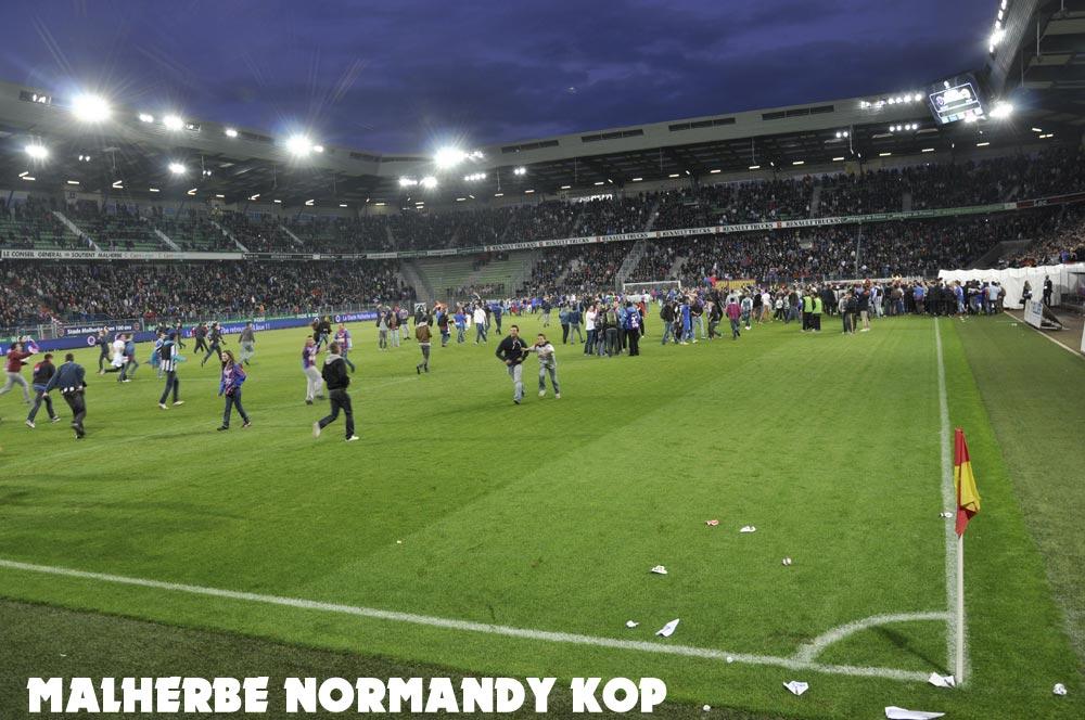 [28e journée de L2] SM Caen 1-1 Nîmes Olympique - Page 18 Nimes10