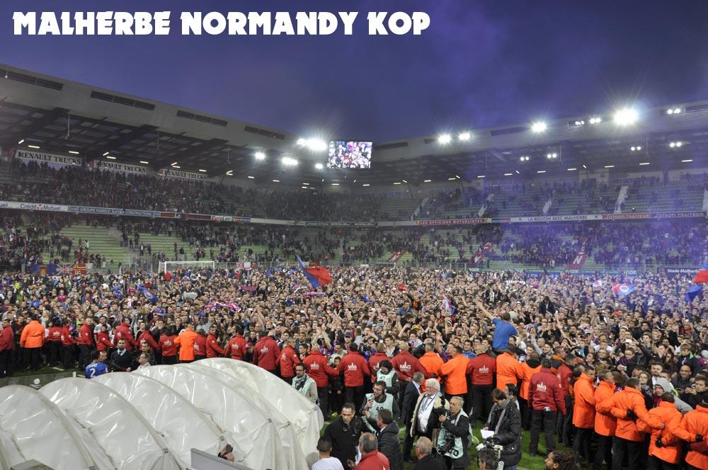 [28e journée de L2] SM Caen 1-1 Nîmes Olympique - Page 18 Nimes12