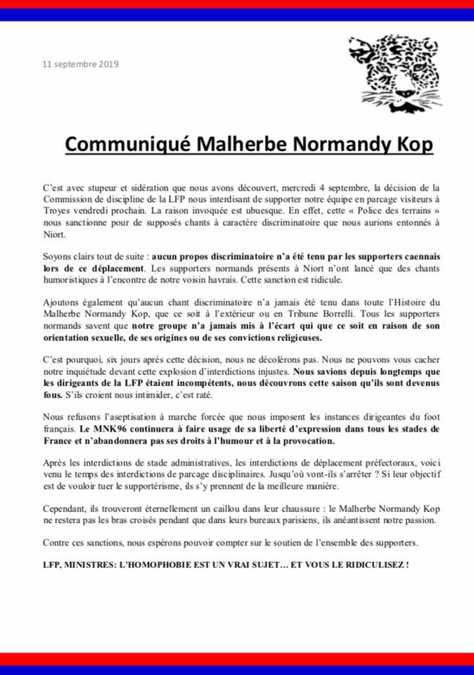 communique11-09-2019